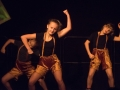 18.12.2016 Weimar: Kinder und Jugendliche der Tanzwerkstatt tanzen im mon ami das Märchen
