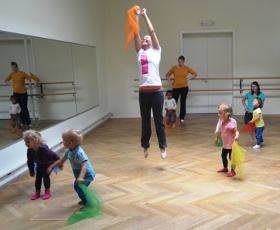 Tanz und Spiel
