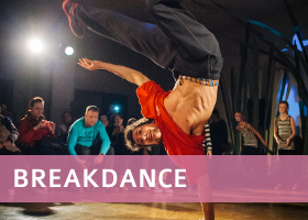 Breakdanceshow